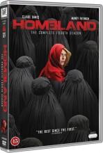 homeland - sæson 4 - DVD