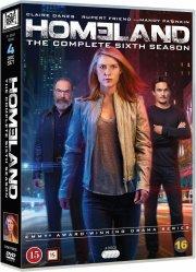 homeland - sæson 6 - DVD