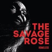 the savage rose - homeless - sort vinyl - Vinyl / LP