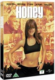 honey - jessica alba - 2003 - DVD