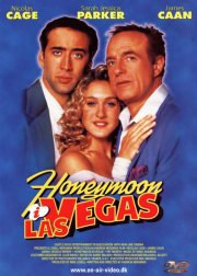 honeymoon in vegas - DVD