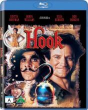hook - robin williams - 1991 - Blu-Ray