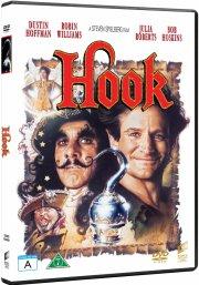 hook - robin williams - 1991 - DVD