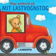 hop ombord på mit lastvognstog - bog