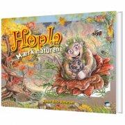 hopla - mærk naturen - bog