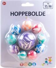 bouncing balls - hoppebolde - 10stk - Udendørs Leg