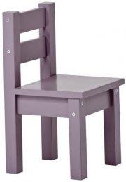hoppekids mads stol - 28 x 50 x 28 cm - lavender - Til Boligen