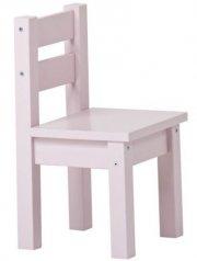 hoppekids mads stol - 28 x 50 x 28 cm - rose - Til Boligen
