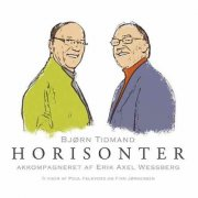 Bjørn Tidmand - Horisonter, - CD