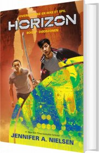 horizon 2: dødszonen - bog
