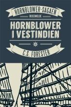hornblower i vestindien - bog
