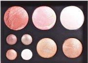 hot makeup bronzing collection - øjenskygge & pudder - Makeup