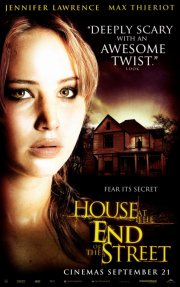 house at the end of the street - DVD