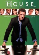 house m.d. - sæson 4 - DVD