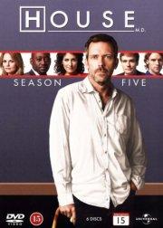 House M.d. - Sæson 5 - DVD - Tv-serie