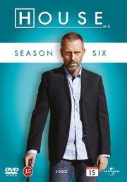house m.d. - sæson 6 - DVD