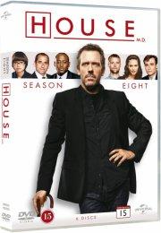 house m.d. - sæson 8 - DVD