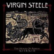 virgin steele - house of atreus act i & ii - cd