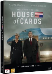 house of cards - sæson 3 - DVD