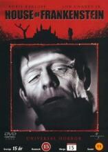 house of frankenstein - 1944 - DVD