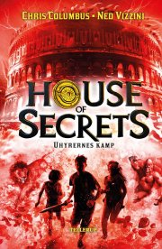 house of secrets #2: uhyrernes kamp - bog
