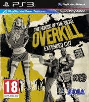 house of the dead: overkill - ext. - dk - PS3