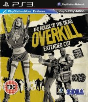 house of the dead: overkill - extended cut - PS3