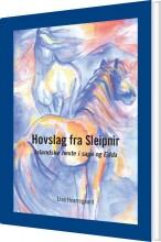 hovslag fra sleipnir - bog