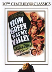 how green was my vally - DVD