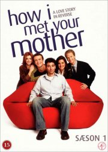 how i met your mother - sæson 1 - DVD