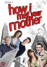 how i met your mother - sæson 2 - DVD