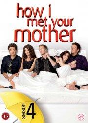 how i met your mother - sæson 4 - DVD