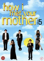 how i met your mother - sæson 5 - DVD