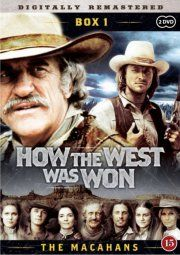 how the west was won - boks 1 - DVD