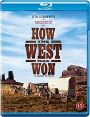 how the west was won - special edition - Blu-Ray