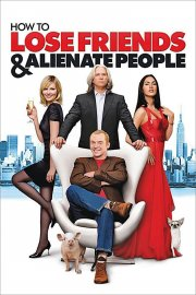 how to lose friends and alienate people - DVD
