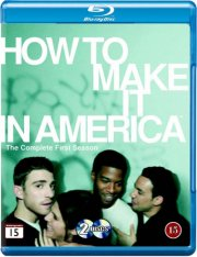how to make it in america - sæson 1 - hbo - Blu-Ray