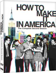 how to make it in america - sæson 2 - hbo - DVD