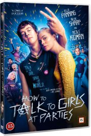 how to talk to girls at parties - DVD