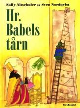 hr. babels tårn - bog