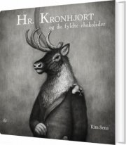 hr. kronhjort og de fyldte chokolader - bog