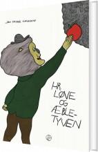 hr. løve og æbletyven - bog