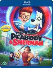 mr. peabody and sherman - Blu-Ray
