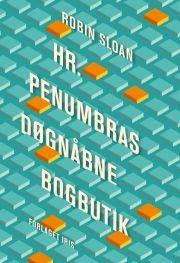 hr. penumbras døgnåbne bogbutik - bog