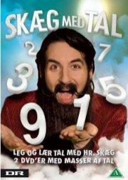 hr. skæg - skæg med tal - DVD