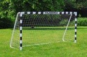 fodboldmål til haven - 300 x 160 cm - hudora - Udendørs Leg