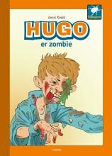 hugo er zombie - bog