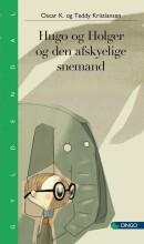 hugo og holger og den afskyelige snemand - bog