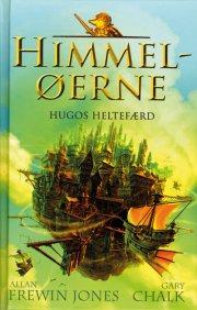 himmeløerne 1 - hugos heltefærd - bog