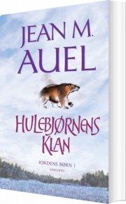 hulebjørnens klan - bog